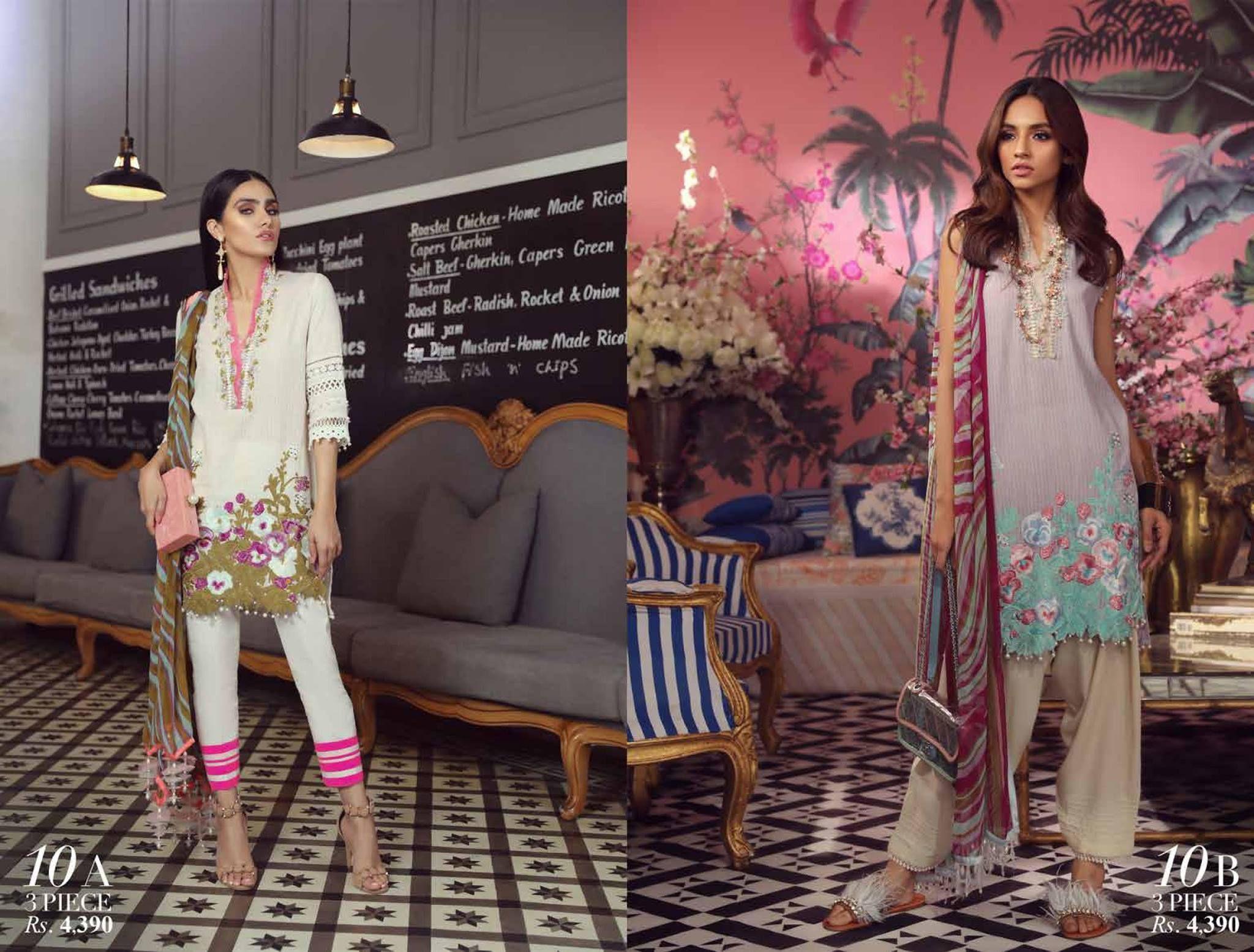 c1ecad31d6 Muzlin Spring Lawn 2019 By Sana Safinaz - PK Vogue | 1000 Ideas Of ...