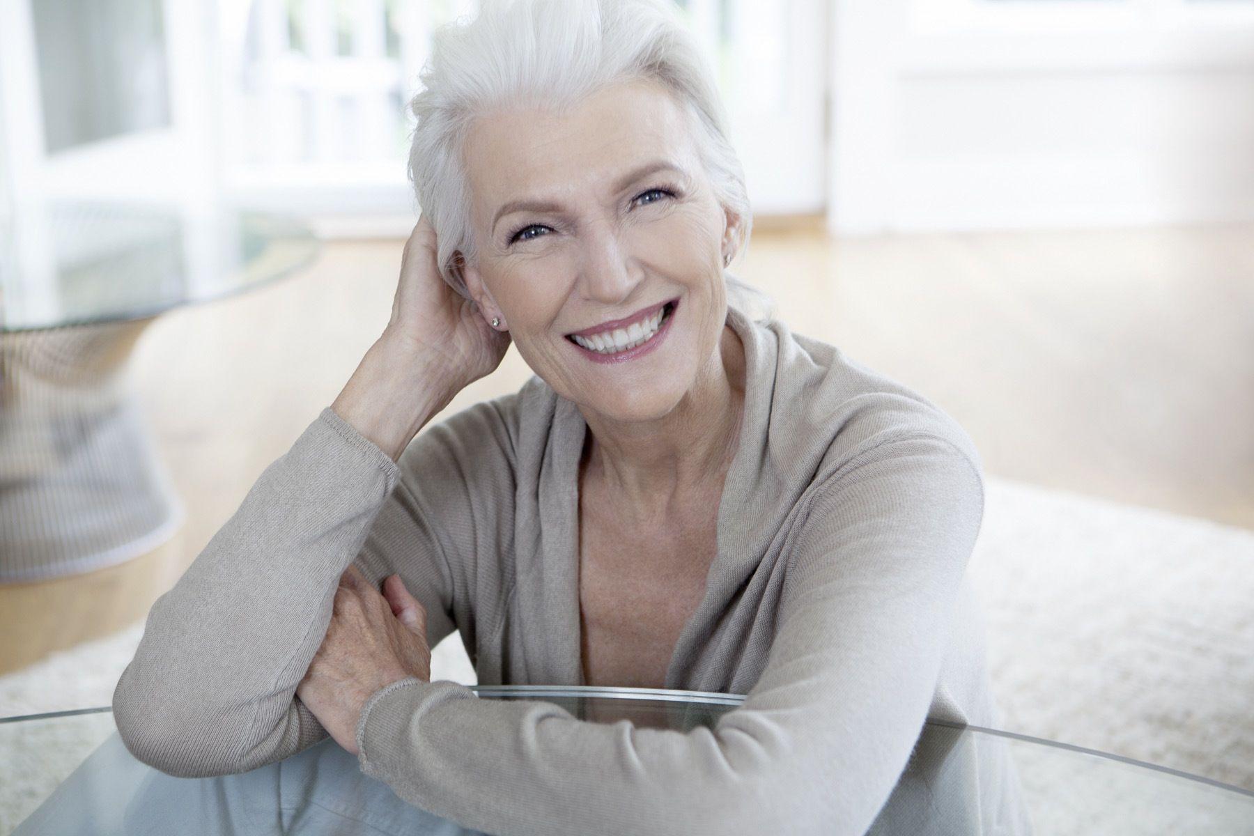 Una modella over 70 è dietista e rivela la sua dieta nel ...
