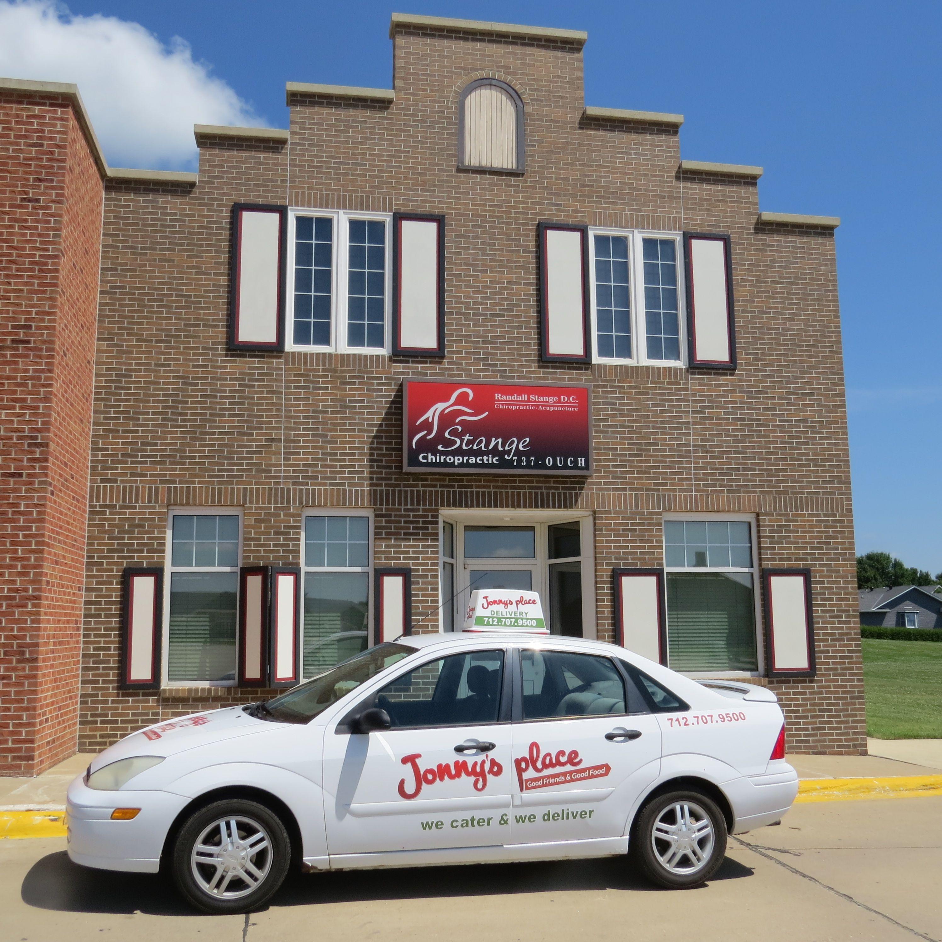 Stange Chiropractic Clinic Orange City Iowa With Images Orange