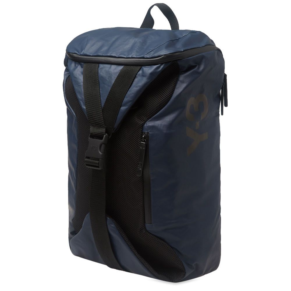 Y 3 Base Backpack Black End Mens Accessories In 2019