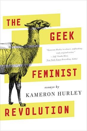 A powerful collection of essays on feminism, geek culture, and a writer's journey, from one of the most important voices in genre.  The Geek Feminist Revolution is a collection of essays by double Hugo Award-winning essayist and fantasy novelist Kameron Hurley.  The book collects dozens of Hurley's essays on feminism, geek culture, and her experiences and insights as a genre writer, including