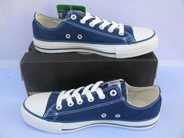 Blue Chuck tailor | Royal blue sneakers