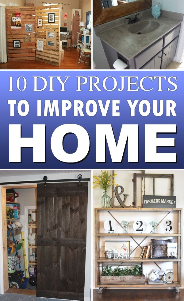 Super Creative Home Improvement Ideas You Can Do In A