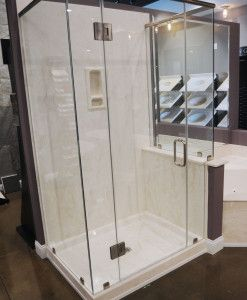 2 Wall Tub Shower Combo Cultured Marble Majestic Kitchen Bath Glass Shower Enclosures Tub Shower Combo Shower