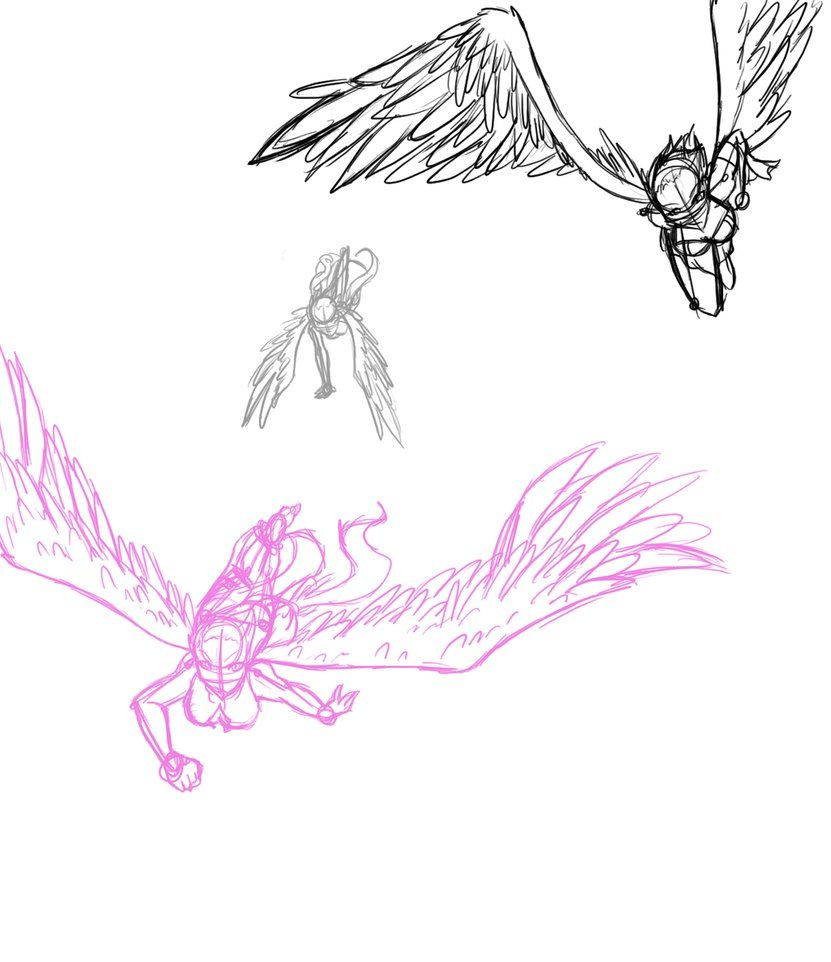Wings Poses Google Search Anime Poses Reference Angel Sketch Art Encounters
