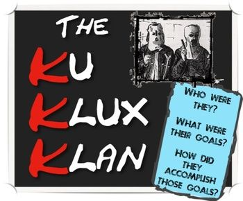a history of the terrorist group of the ku klux klan Find out more about the history of ku klux klan, including videos, interesting   klan terrorism, the organization saw its primary goal–the reestablishment of white .