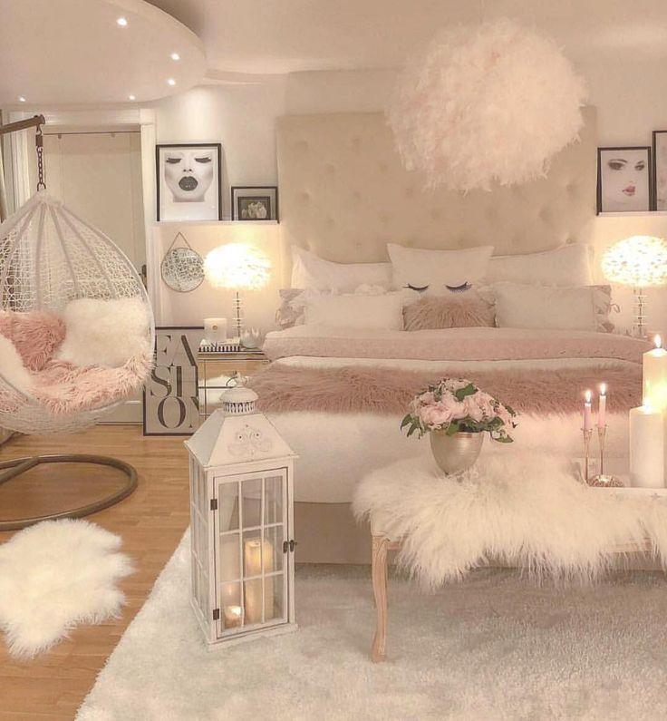 Wie umwerfend ist dieses Schlafzimmer? – Wandgestaltung ideen,  #dieses #esszimmerideenwandge…