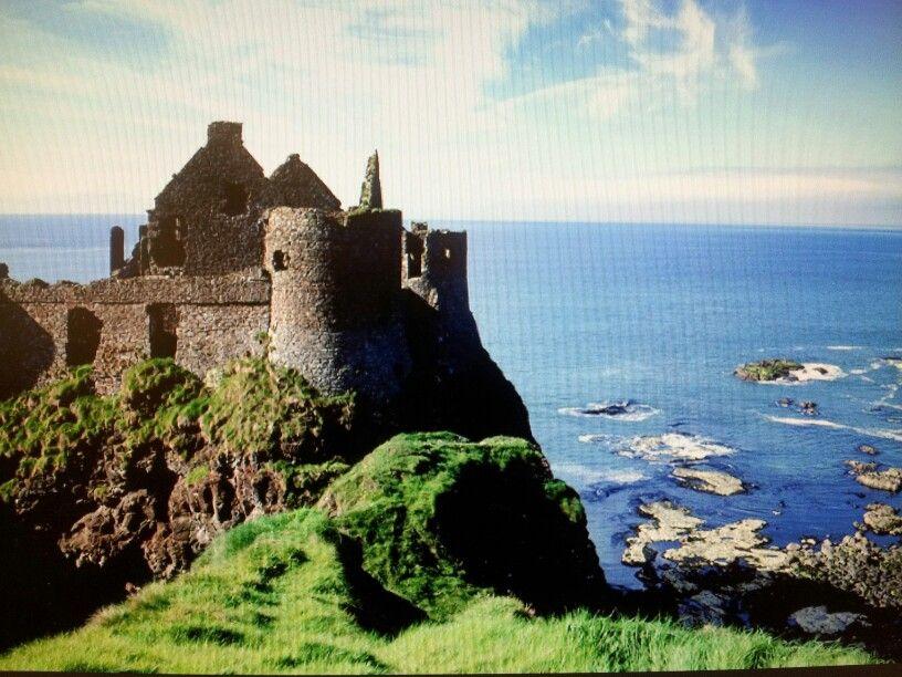 Emerald isle ireland