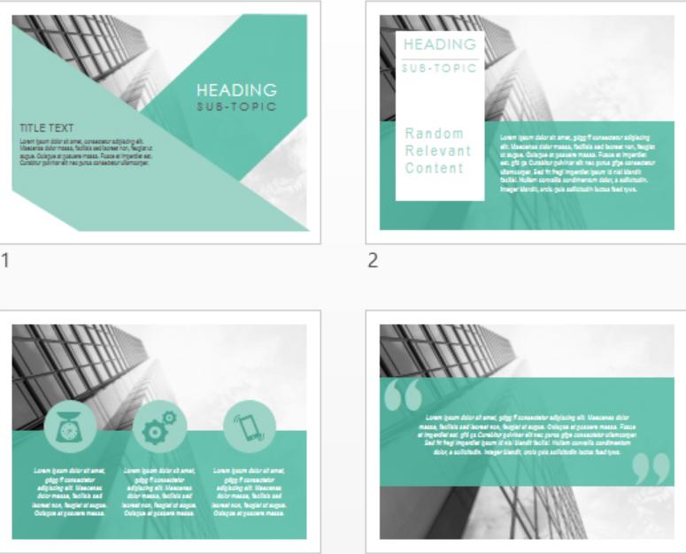 73 Mejores Plantillas De PowerPoint Para Descargar [GRATIS