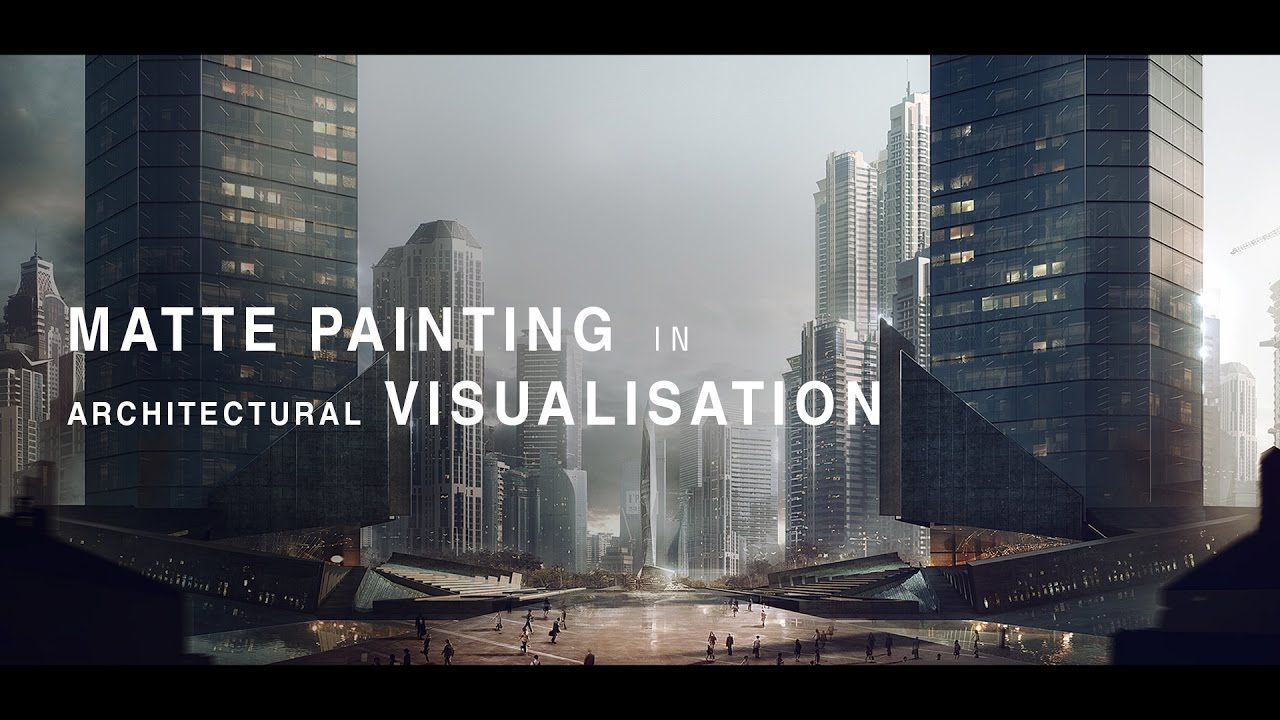 More downloads and freebies httparqui9learn psd now matte painting tutorial for architectural visualisation narratedexpla baditri Gallery