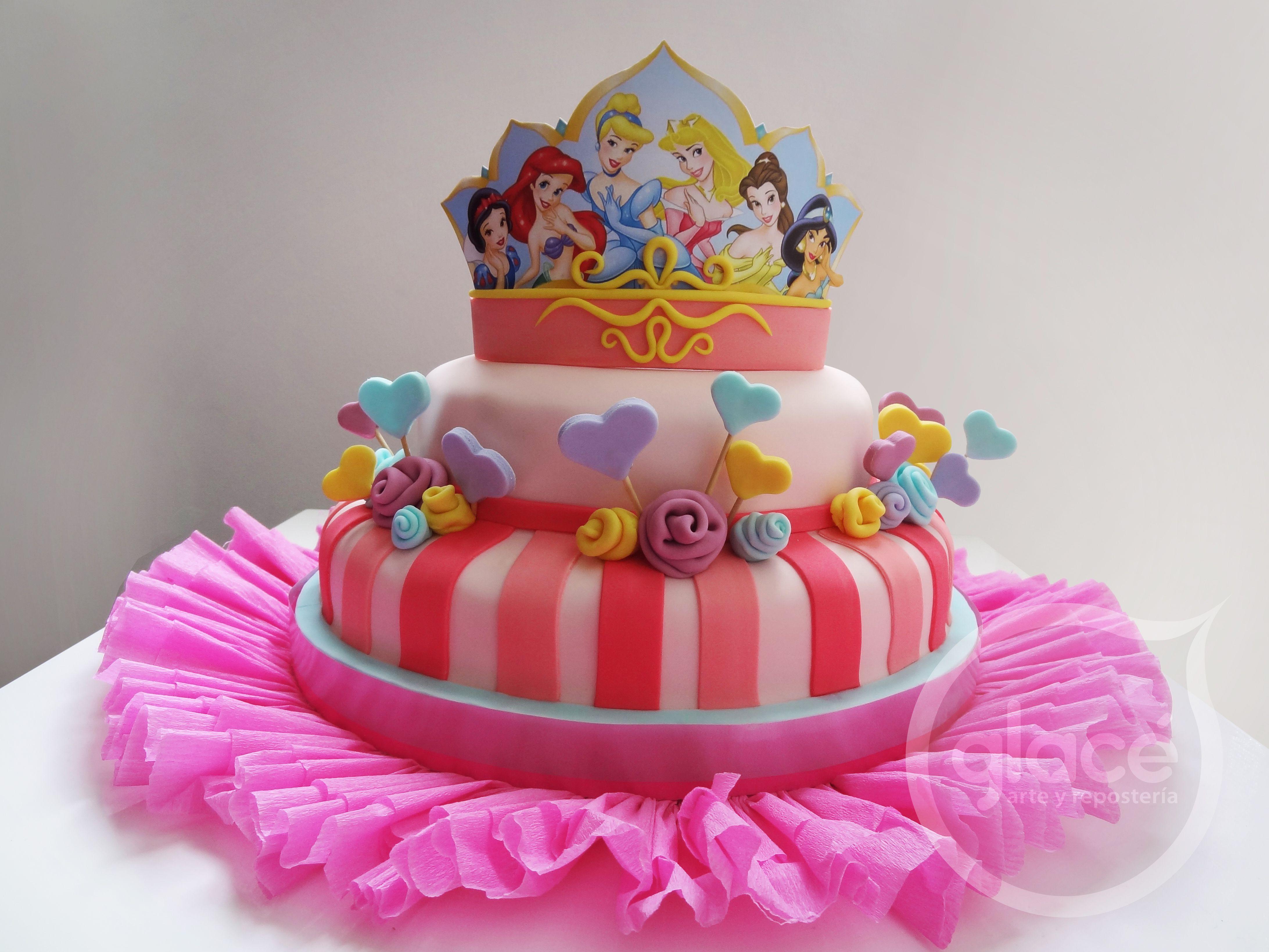 torta de cumpleaos princesa - photo #34