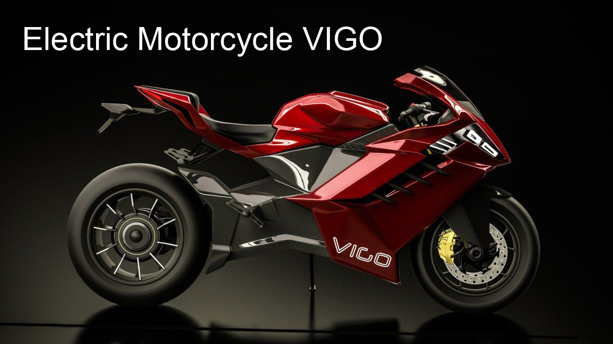 Electric Motorcycle With A Range Up To Miles On Indiegogo