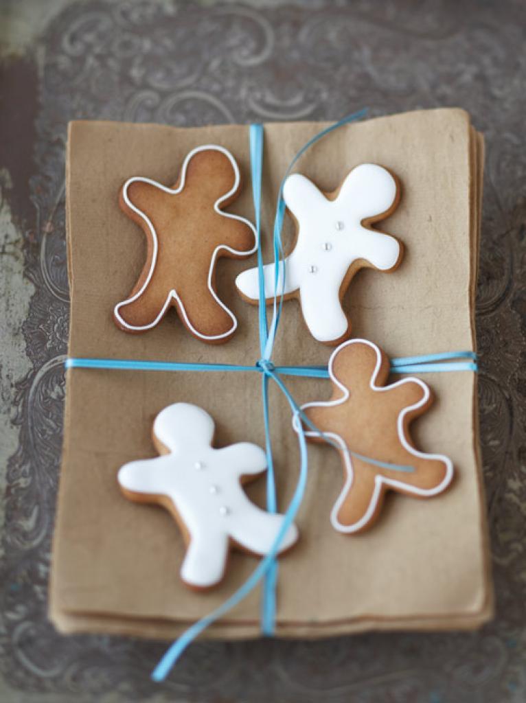 GingerbreadPeople Lebkuchen, Essen und trinken