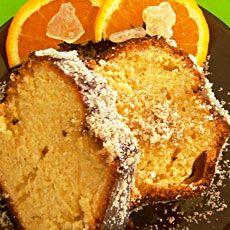 Κέικ πορτοκαλιού με μαστίχα - Keik portokaliou me masticha - Greek Cake with mastic and orange