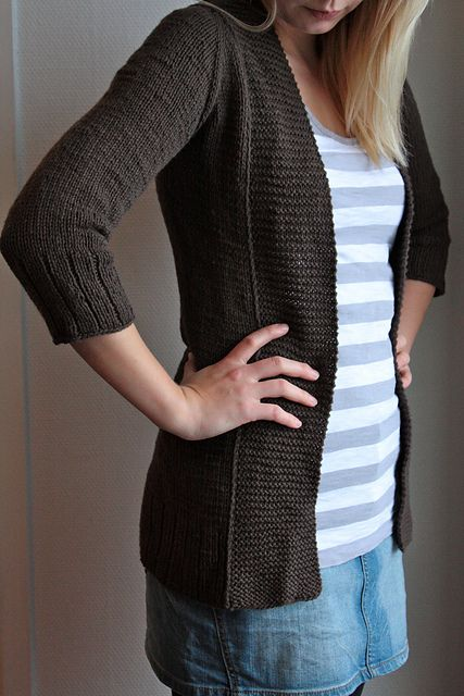 485ac32dd492 swinging stripe cardigan by Jenn Pellerin  LOVE this! I think I ve ...
