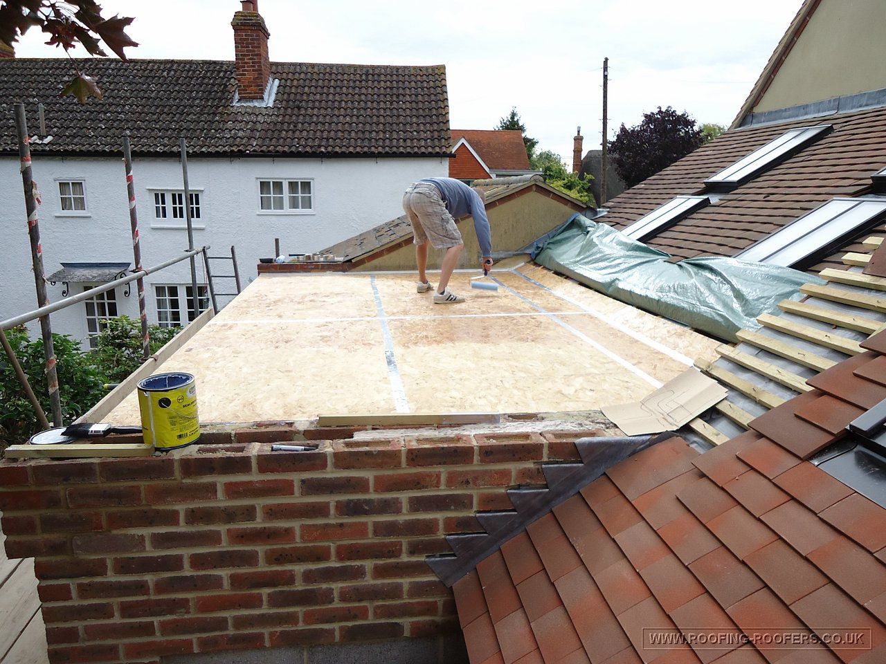 Are You In Need Of A New Roof Repairs Before This Weather Change Comes Our Way Give Us A Call To Take Care Flat Roof Flat Roof Lights Flat Roof Extension