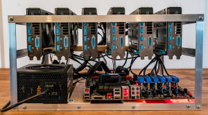 how to build a cryptocurrency rig