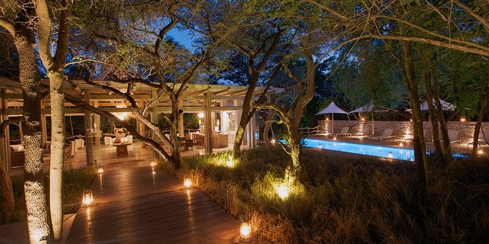 Kapama Game Reserve is a private game reserve with various
