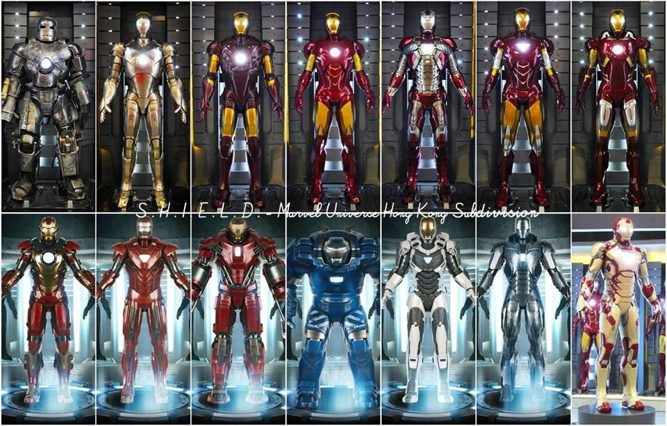 All Iron Man