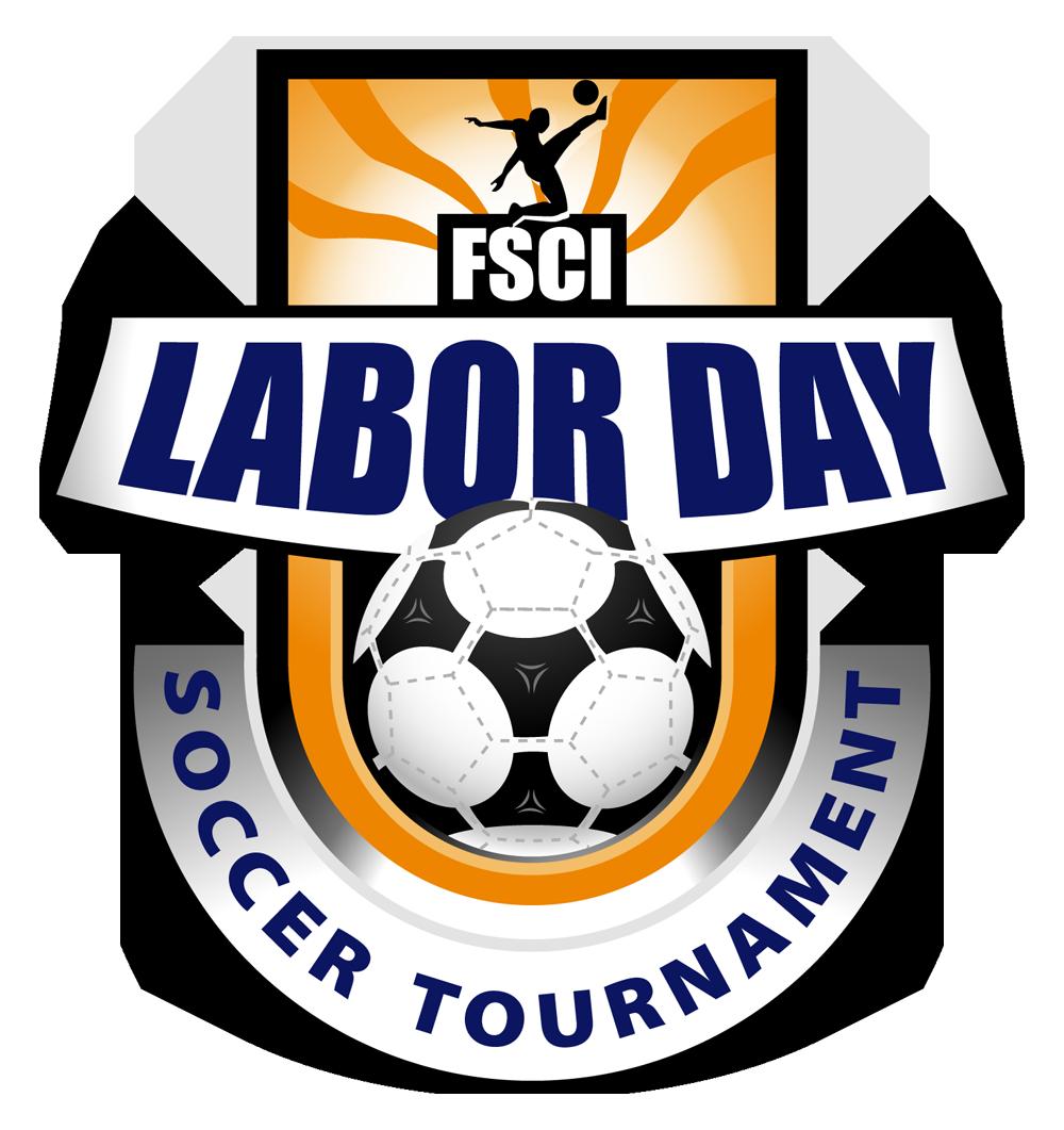 fsci labor day soccer tournament logo design with a look that pops rh pinterest com Baseball Clip Art Pony Baseball Logo