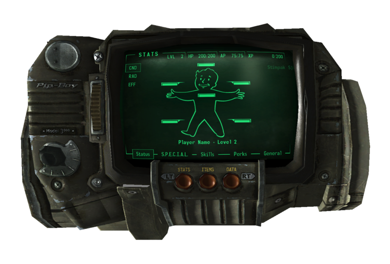 Gear Up for Fallout 4 With a PipBoy Apple Watch Pip boy