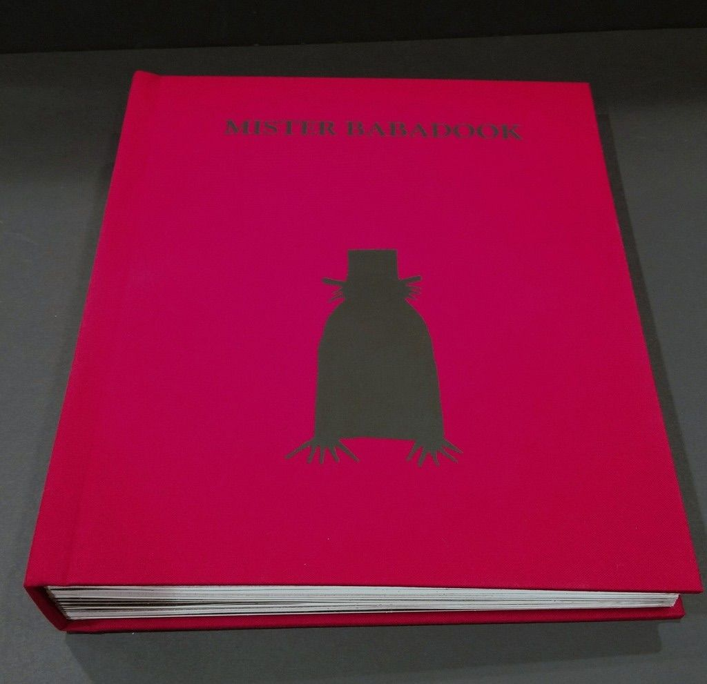 Pop Up Book Cover The Babadook Pop Up Book Halloween Babadook Pop Up Pop