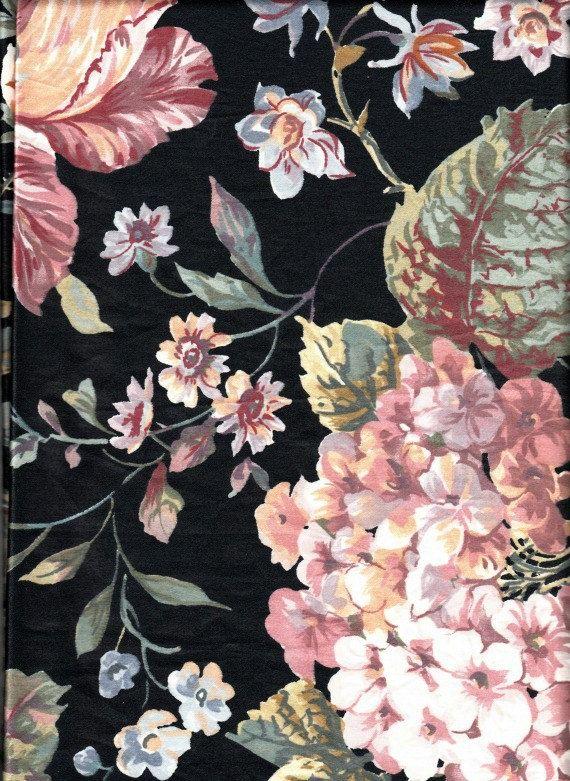 1980s vintage chintz fabric interior fabric design inc circa 1989 rh pinterest com Country Interior Design Ideas interior fabric design inc original
