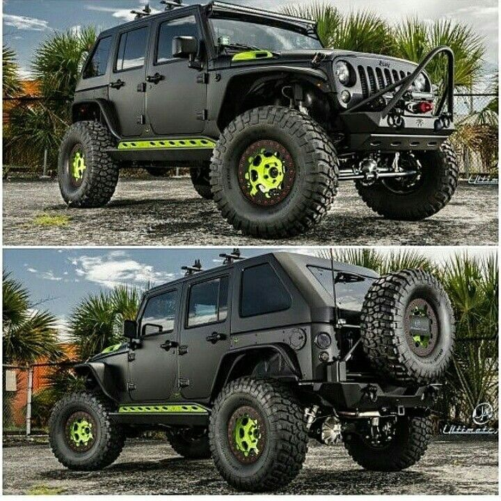 Those Lime Green Accents Look Good Son