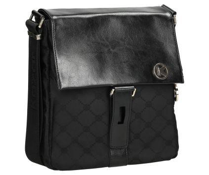 Czarna Listonoszka 15551 13495 Ve 00 Z Kolekcji 2015 Sklep Internetowy Kazar Messenger Bag Satchel Bags