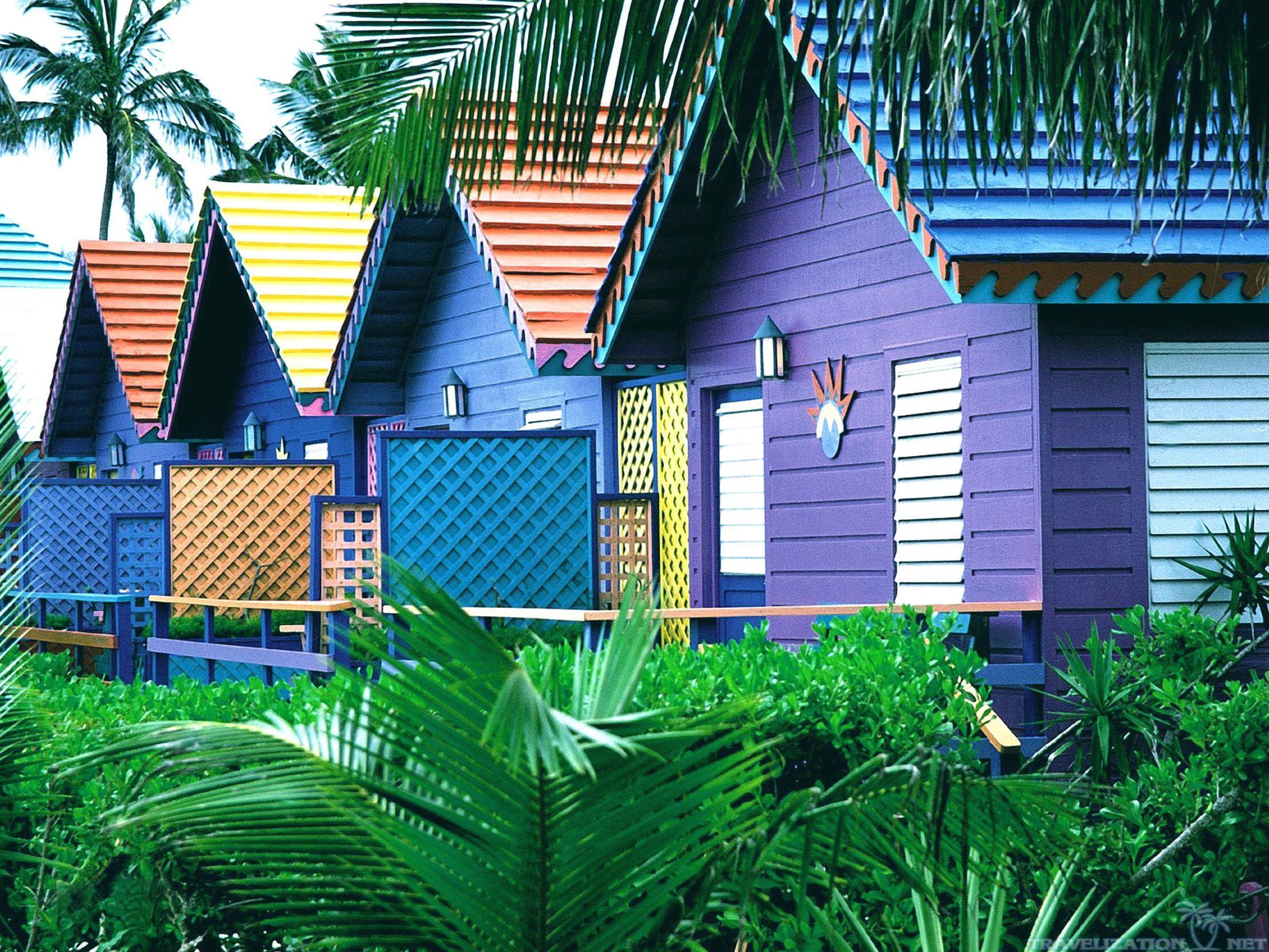 colorful houses in bahamas architecture pinterest. Black Bedroom Furniture Sets. Home Design Ideas