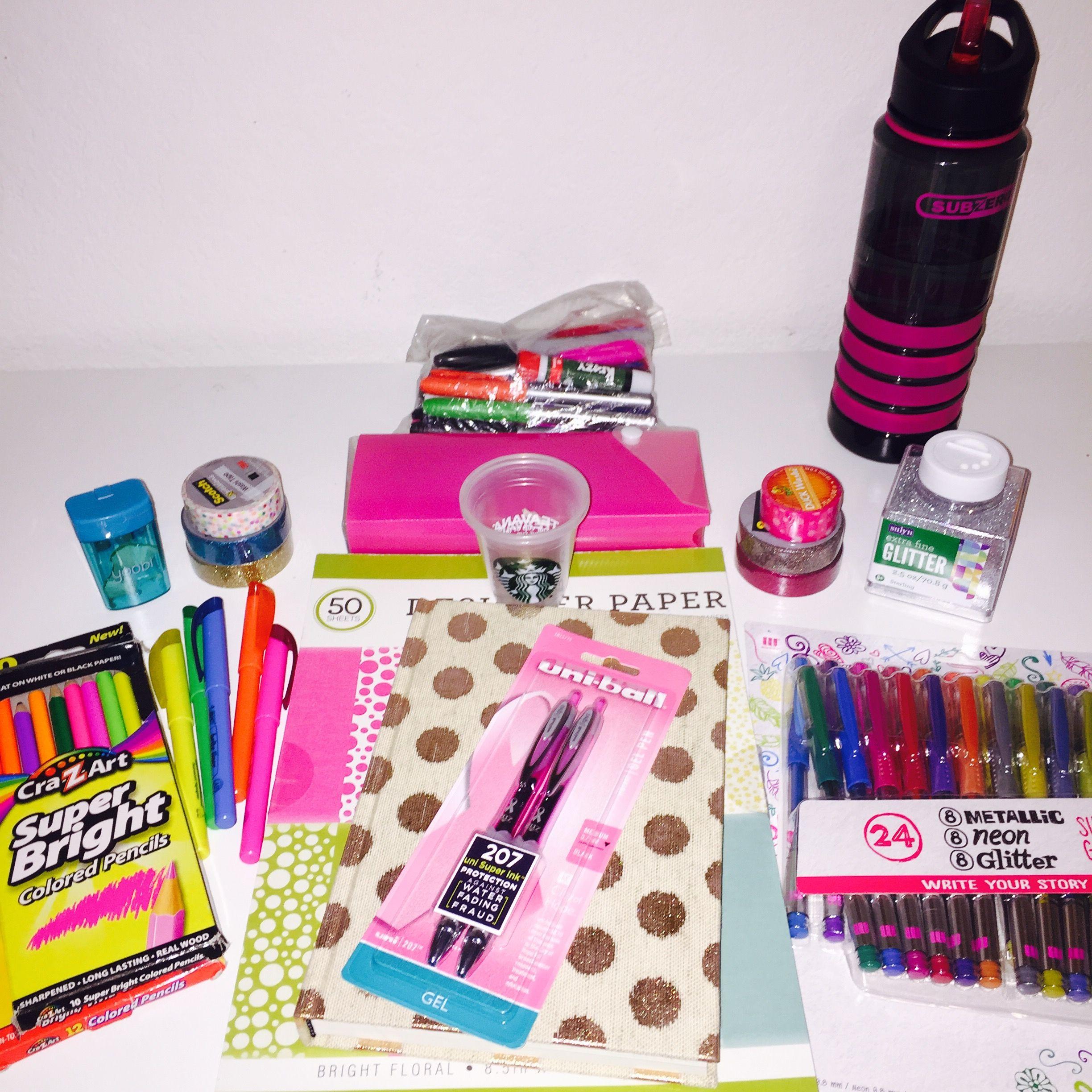 Bullet Journal..Smash Journal..Art Journal..Whatever you want to call it! #beginner I'm open to tips! 💖