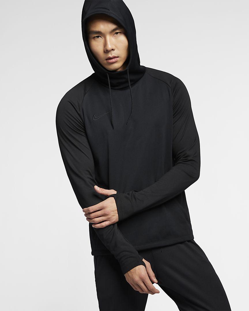 Nike Dri Fit Academy Men S Soccer Pullover Hoodie Nike Com Nike Dri Fit Pullover Hoodie Mens Soccer [ 1080 x 864 Pixel ]