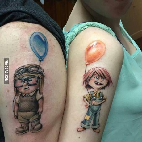 31 Tatuajes para parejas que están realmente enamoradas Parejas - tatuajes para parejas
