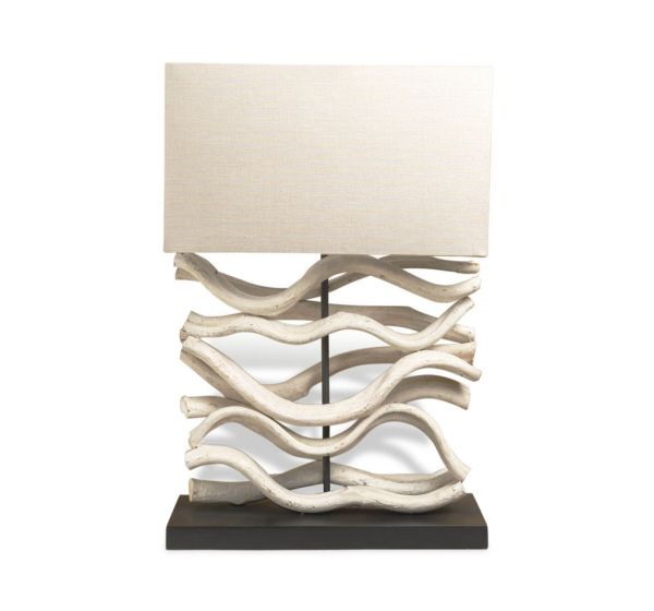 Rustic Vines make this lamp a show-stopper!  Contact discountdesignerfurnishings.com for ordering