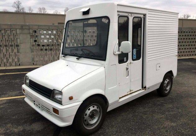 Barn Fresh Delivery 1986 Daihatsu Mira Van Daihatsu Step Van Vans