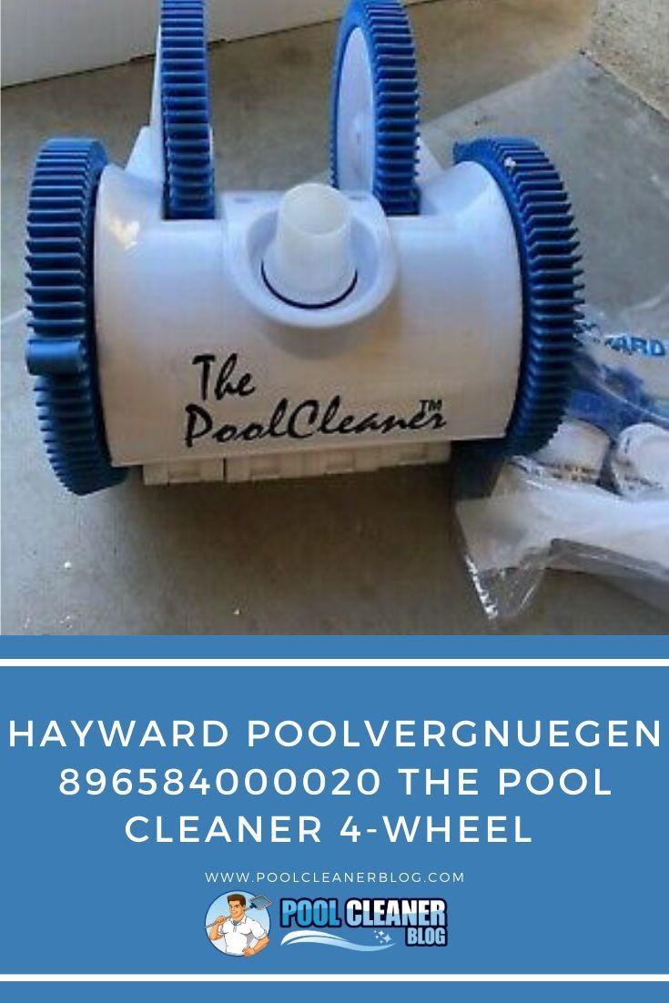 Hayward poolvergnuegen 896584000020 the pool cleaner 4