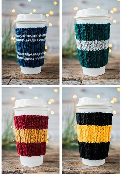 Free Hogwarts Inspired Knitting Pattern | Tejido, Tejidos de punto y ...