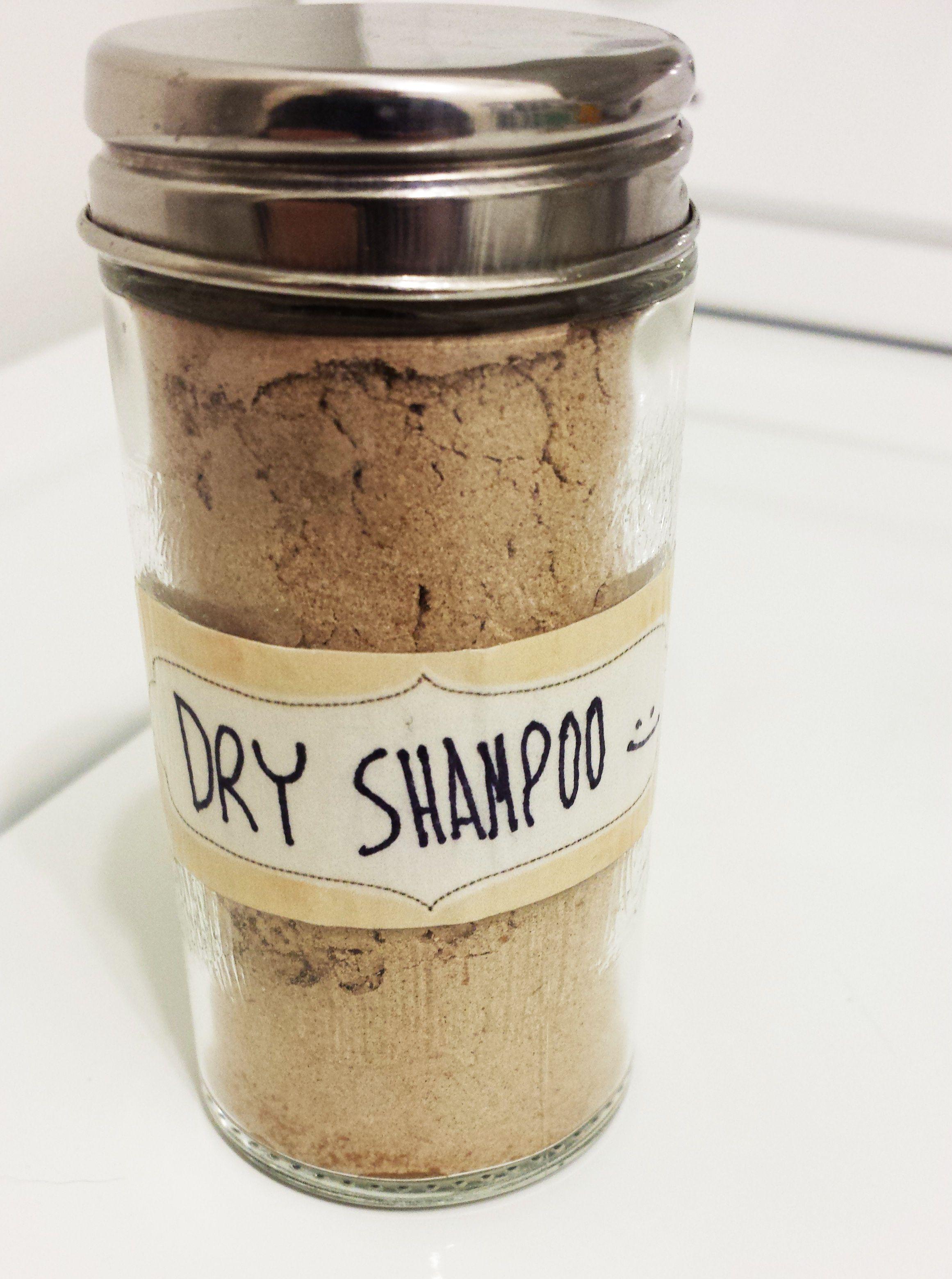 Dry shampoo dry shampoo cookie dough baking ingredients