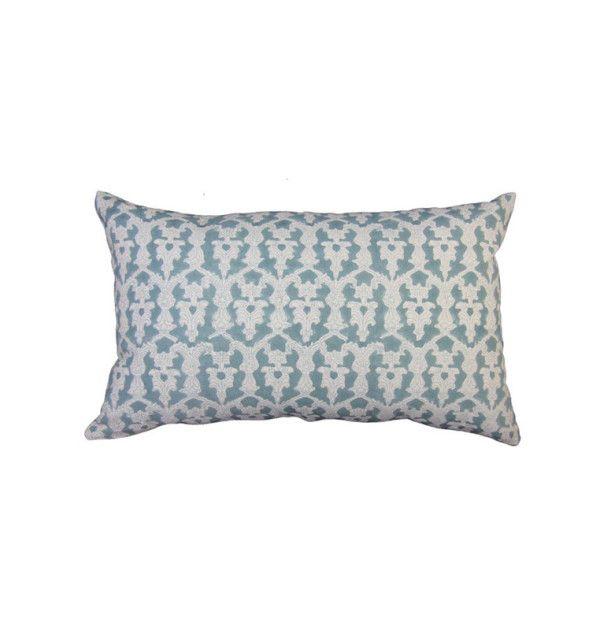 Canvas Home Sea Mist Allegra Cushion
