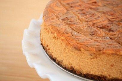Biscoff Pumpkin Cheesecake | Tasty Kitchen: A Happy Recipe Community!