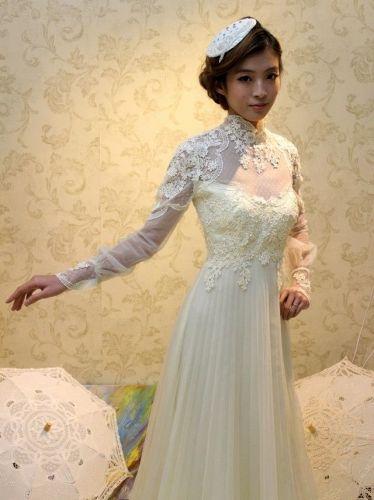 ヴィンテージウェディングドレス通販 ヴィンテージドレスサロン