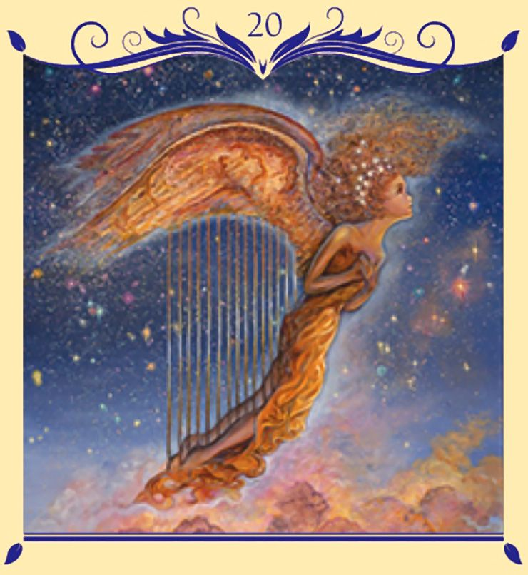 20 I Love You 1 Oracle Cards Whispers Of Love Par Josephine Wall And Angela Hartfield Josephine Wall Oracle Cards Mythical Creatures