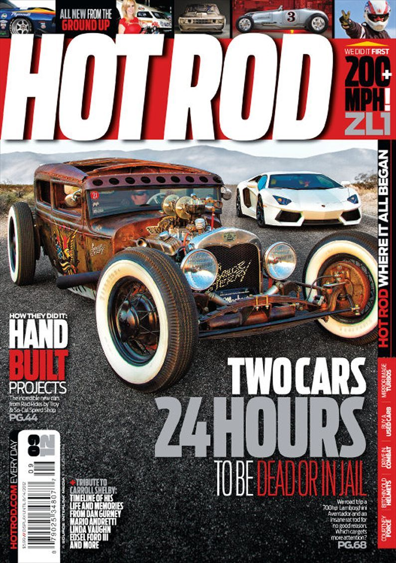 Hot Rod Magazine : Check this out and other cool websites HERE ...