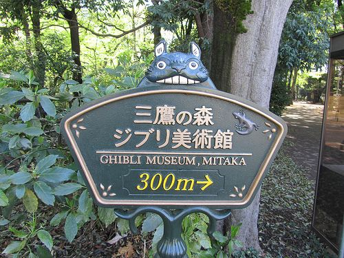 The Magical Museum In Mitaka