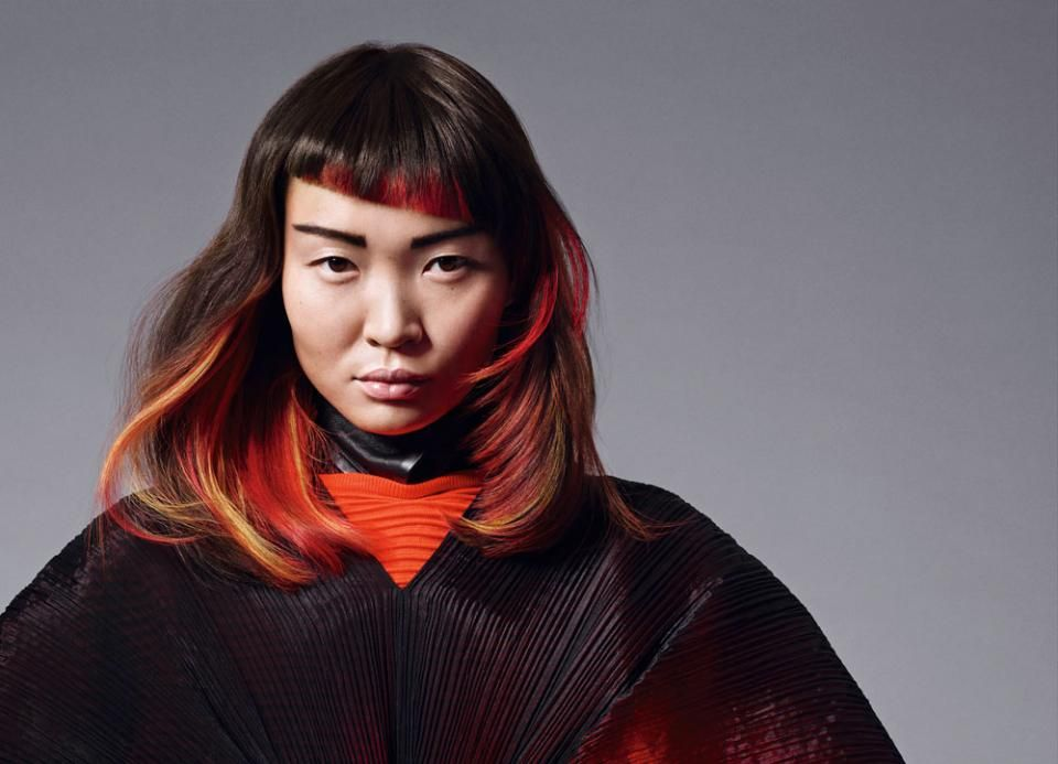 D!srupt: 2016 Goldwell Color Zoom Hair Fashion Collection ...