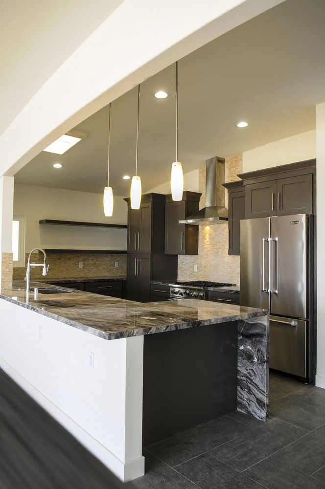 Mtd Kitchen North Hollywood Ca United States Kitchen Kitchen Photos Dark Kitchen Cabinets