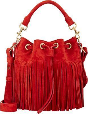 225534c10 Saint Laurent Emmanuelle Small Bucket Bag at Barneys New York ...