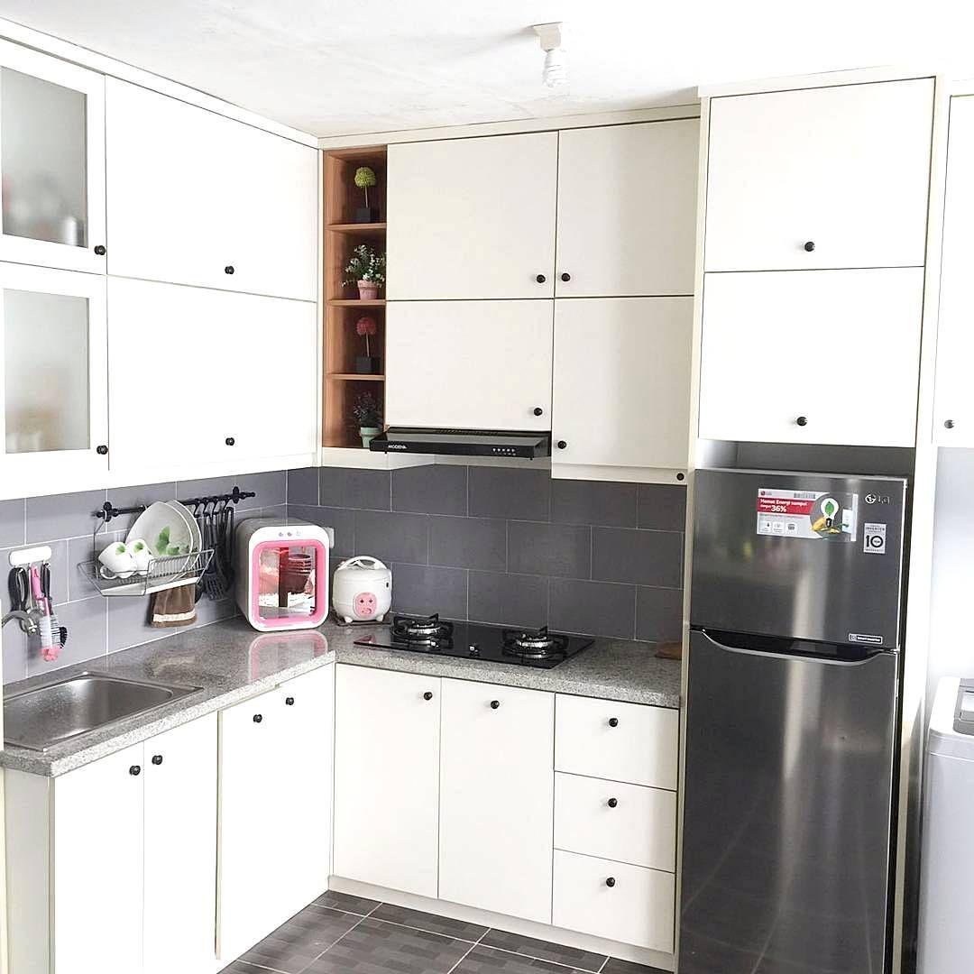 95 Kitchen Set Minimalis Sederhana Modern Terbaru Dekor Rumah
