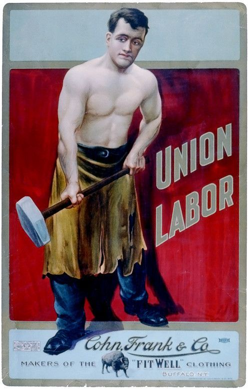 Union Labor   Labor, Vintage and We