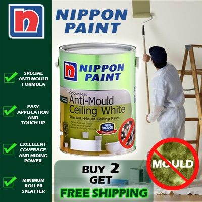 $49.90( 45%)Nippon PaintNippon Paint Odour-less Anti ...